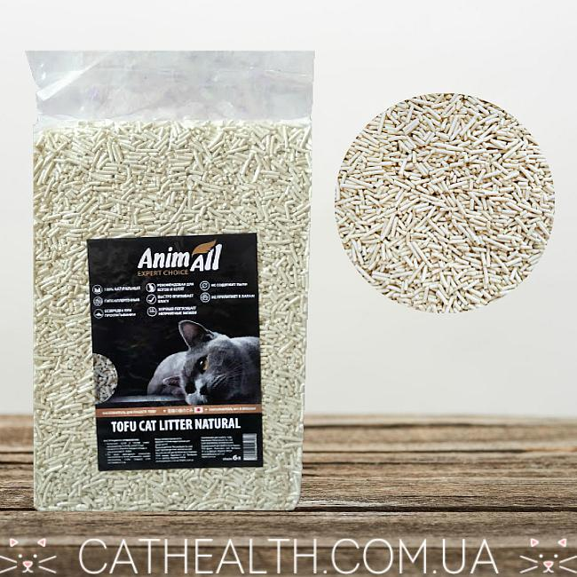 AnimAll Tofu Cat Litter Natural